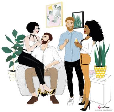 Bijoux Indiscrets Illustrations Collaboration